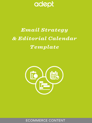 Email Strategy & Editorial Calendar Template
