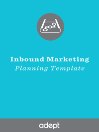 Inbound Marketing Campaign Planning Template
