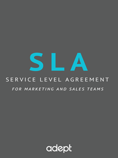Service Level Agreement Template for Marketing and Sales Teams